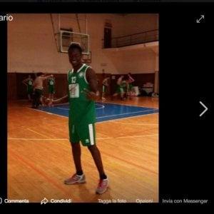 Avigliana, respinta la richiesta di asilo: Gangio dopo due anni deve lasciare la squadra di basket