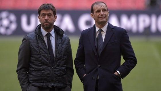 Juventus, Agnelli-Allegri: c'è stato l'incontro a cena