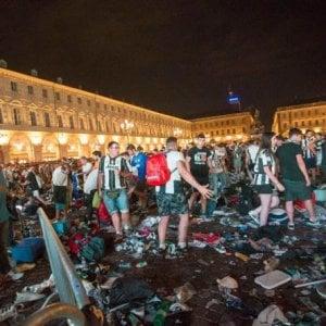 Torino: condannati a dieci anni i ragazzi della banda dello spray che provocarono la tragedia in piazza San Carlo