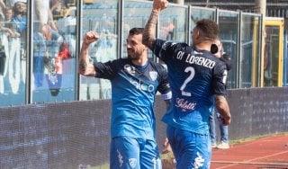 Empoli-Torino 4-1, i toscani ora vedono la salvezza