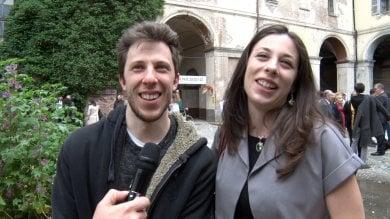 Daniele e Silvia, i gemelli della laurea  con il massimo dei voti:  mai fatto un esame assieme