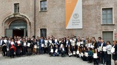 Torino, all'università le donne fanno collezione di premi: sei su dieci        Foto