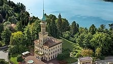 Il lusso di Villa Crespi  e i grandi piatti  di Cannavacciuolo                                                                                                                                                                                                                       di MARCO TRABUCCO