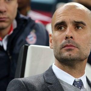 Il Manchester City: ''Guardiola alla Juventus? Ridicolo''. Il titolo bianconero vola in Borsa, poi si sgonfia
