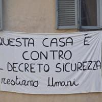 Ancora striscioni contro Salvini a Torino, il gruppo Abele: