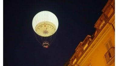 Turin Eye, la mongolfiera non scenderà  a terra, trovato un compratore