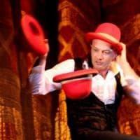 Crazy dream circus con Mister David, I tesori nascosti dell'Orto botanico