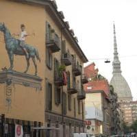 Quei graffiti di Torino per un mondo più sostenibile