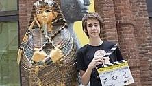 Un fantasy della Disney ambientato al museo Egizio di Torino