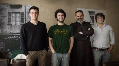 Biella, don Andrea il sacerdote padre di 3 figli che esercita l'attività di geometra