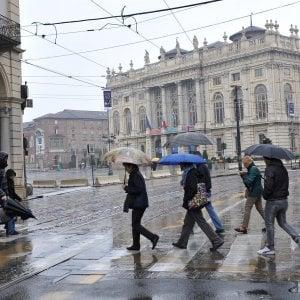 In Piemonte un pomeriggio nel segno dei forti temporali e di grandinate a macchia di leopardo