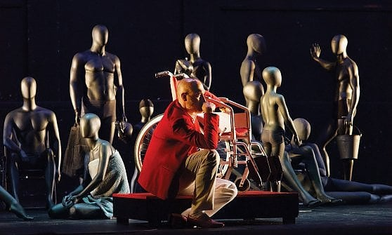 Tre spettacoli per un teatro che è ciò che non credi sia