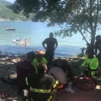 Ragazzo di 16 anni rischia di annegare nel lago di Avigliana