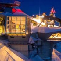 Una libreria tra i cieli e i ghiacciai del Monte Bianco: si raggiunge solo