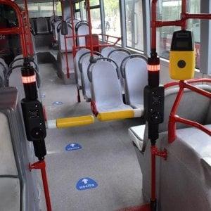 Piacciono ai passeggeri i tornelli sui bus. In autunno estesi ad altre linee