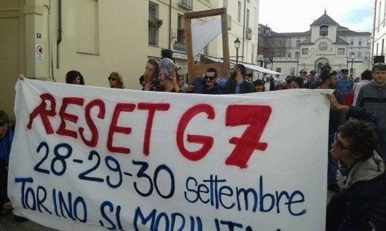 Torino, blitz  per gli scontri al G7 di Venaria di due anni fa. Salvini: finita la pacchia per gli estremisti rossi