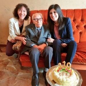 Torino, morto a 110 anni Salvatore Cavallo, l'uomo più vecchio d'Italia