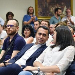 """Di Maio all'assemblea di Torino: """"Resto No Tav, ma fermarla costa il triplo delle energie"""""""