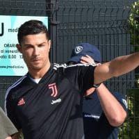 Il ritorno di Ronaldo scatena l'entusiasmo dei fan bianconeri