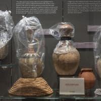 Torino: estratto dalla tomba di Kha il profumo dell'antico Egizio