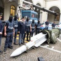 """Salvini: """"Gli estremisti del missile scoperti grazie a una minaccia di morte nei miei..."""