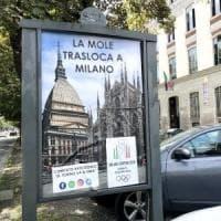 La Mole trasloca a Milano: in un manifesto l'ultima beffa del Banksy torinese