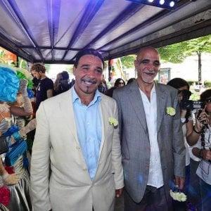 Il fondatore del festival del cinema gay sposa il suo compagno