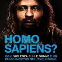 L'uomo di Neanderthal testimonial per la campagna del Cottolengo in difesa