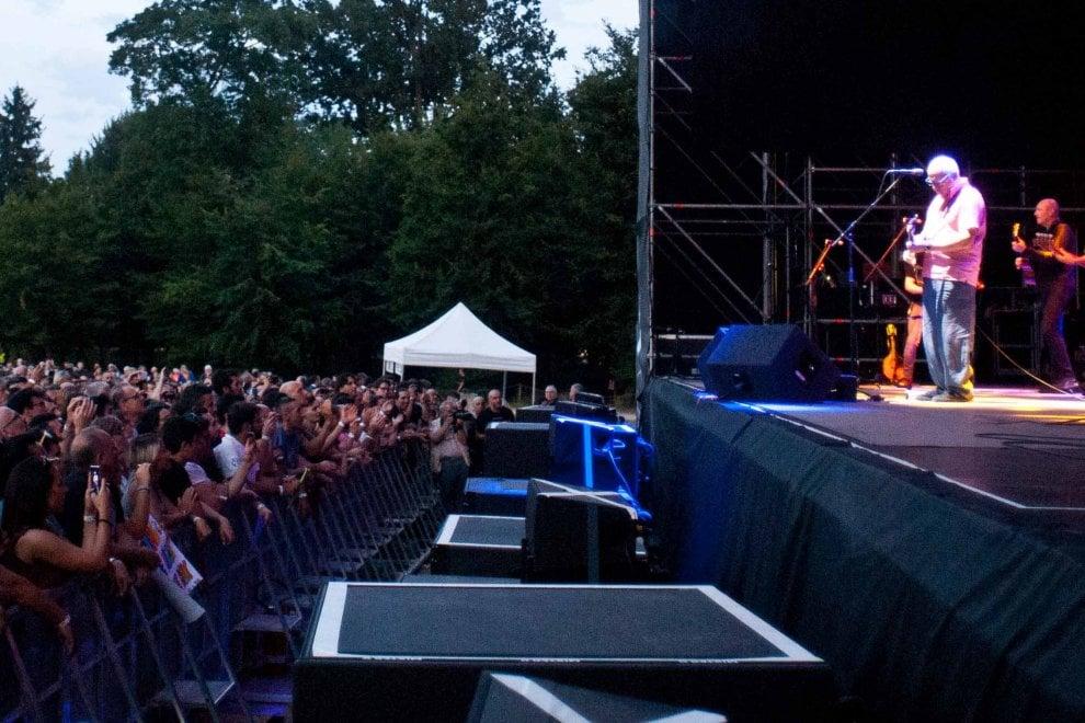 Mark Knopfler, due ore di concerto a Stupinigi per il chitarrista ex Dire Straits