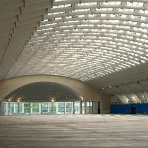 """La Getty Foundation di Los Angeles: """"Il padiglione Nervi di Torino Esposizioni tra i capolavori dell'architettura '900"""""""