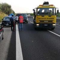 Verona: due giovani torinesi travolti e uccisi mentre sostituiscono la gomma