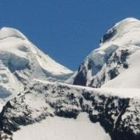 Alpinista precipita e muore sul Monte Rosa