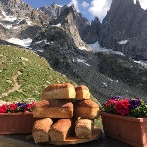 Dai boschi del Peuterey al Rifugio Monzino. Un'idea di montagna