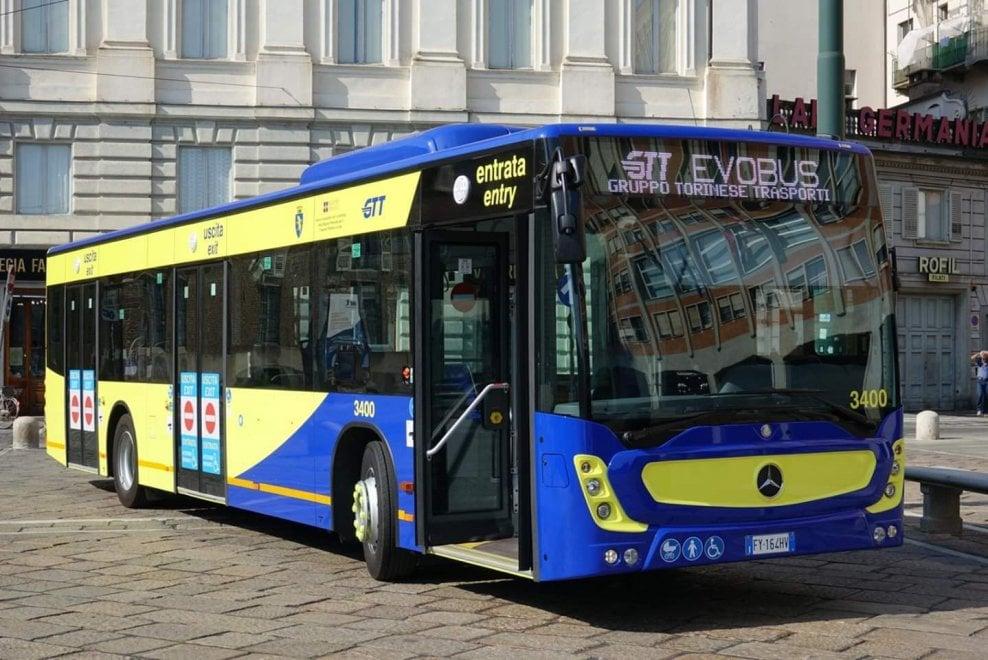 Ecco i 74 nuovi bus di Gtt per le linee 18 e 35 - Torino - la Repubblica