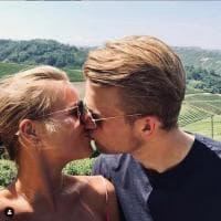 Per De Ligt e fidanzata una romantica domenica nelle Langhe