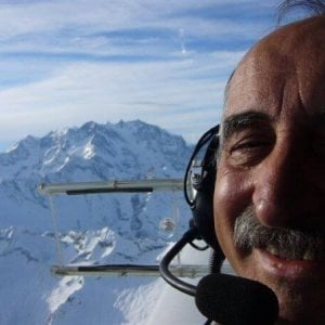 Muore in incidente aereo l'ex segretario della Cgil Novara