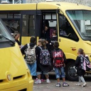 Il governo salva gli scuolabus: nei piccoli Comuni le famiglie non dovranno pagarlo