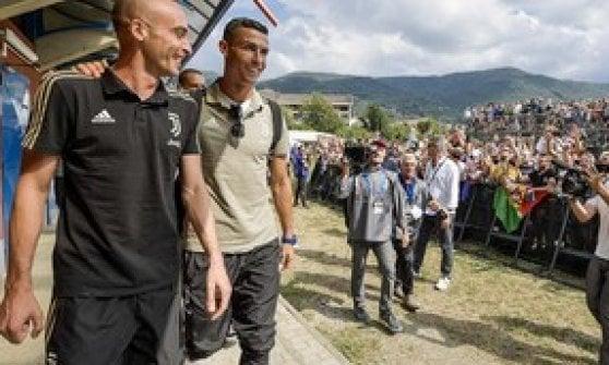 Sarri fa meno paura di Ronaldo, Villar Perosa riduce le misure per la sfida bianconera