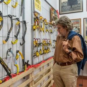 """Messner: """"Il Monte Bianco è un patrimonio culturale, merita il riconoscimento Unesco"""""""
