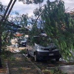 Nubifragio  nel Verbano e in alta Val d'Ossola: quattro feriti