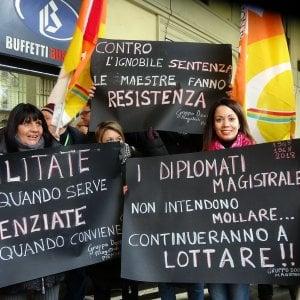 Torino: posto fisso per 500 maestri dopo il concorso per diplomati
