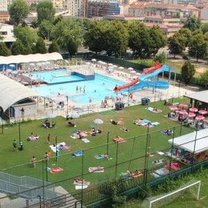 Irregolarità risolte, la piscina Trecate di Torino aperta a Ferragosto