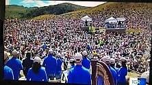 In ventimila sulle Alpi  di Cuneo per la musica della bellezza