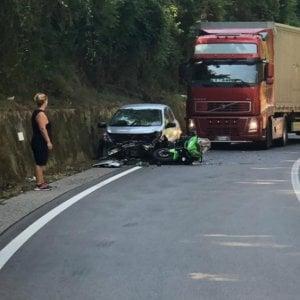 """L'appello per il centauro novarese morto in Calabria: """"Una telecamera ha ripreso tutto"""""""