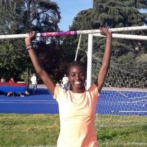 Great Nnachi,  quel salto di 3,80 metri adesso è davvero record italiano