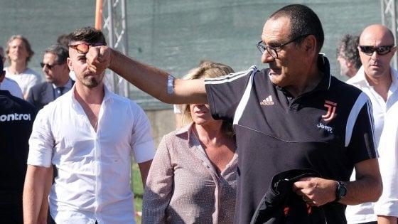 Juventus, Sarri pronto al debutto: a Firenze un battesimo di fuoco