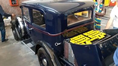 Torino, città smart dagli anni '50: l'auto blu del sindaco era già a motore elettrico