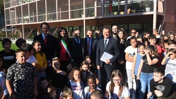 """A Torino inaugurate le due scuole medie del futuro: """"Saranno modello di innovazione"""""""