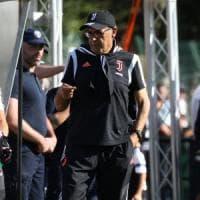 Sarri: ''La Juve vince per la mentalità feroce, Higuain è quello di due-tre