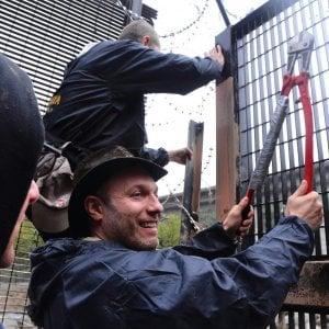 """Arrestato il """"No Tav"""" Abbà, rimase folgorato durante una protesta al cantiere di Chiomonte"""